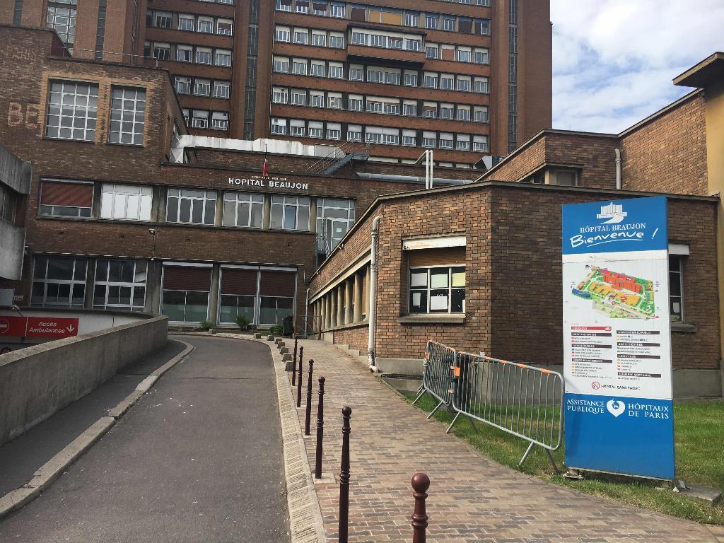 Hôpital Beaujon (Assistance Publique-Hôpitaux de Paris)