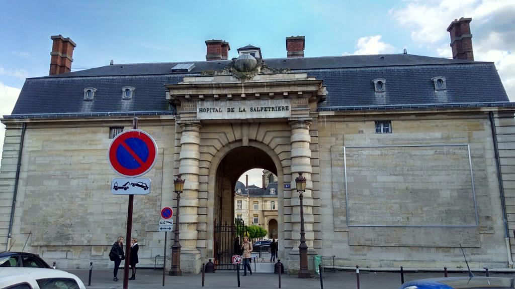 Hôpital Pitié Salpêtrière (Assistance Publique-Hôpitaux de Paris)