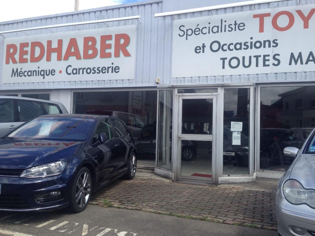 Horizon clart garage automobile 11 rue wittelsheim for Garage redhaber sarl cernay
