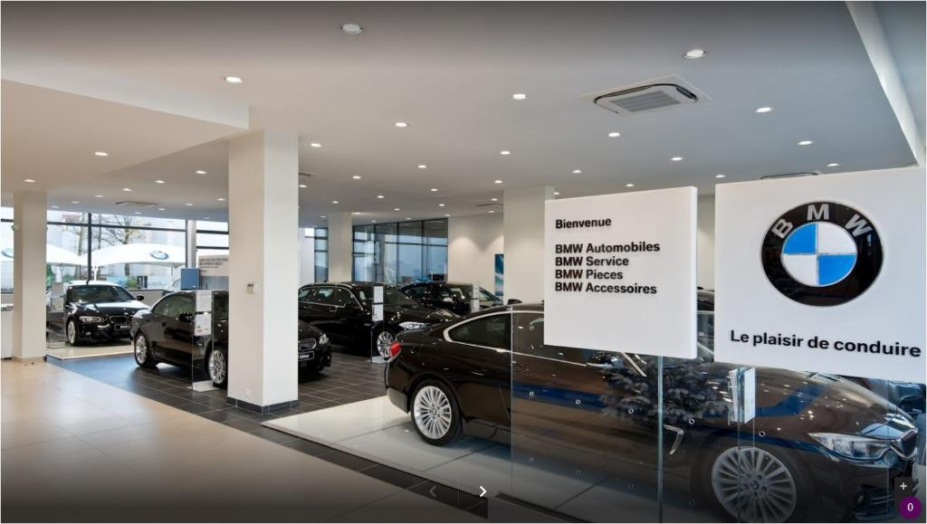 Horizon rent bmw mini garage automobile 15 rue lat rale for Garage concessionnaire bmw