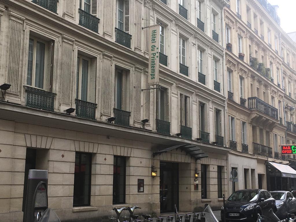 H tel du printemps h tel 1 rue isly 75008 paris - Printemps place d italie horaires ...