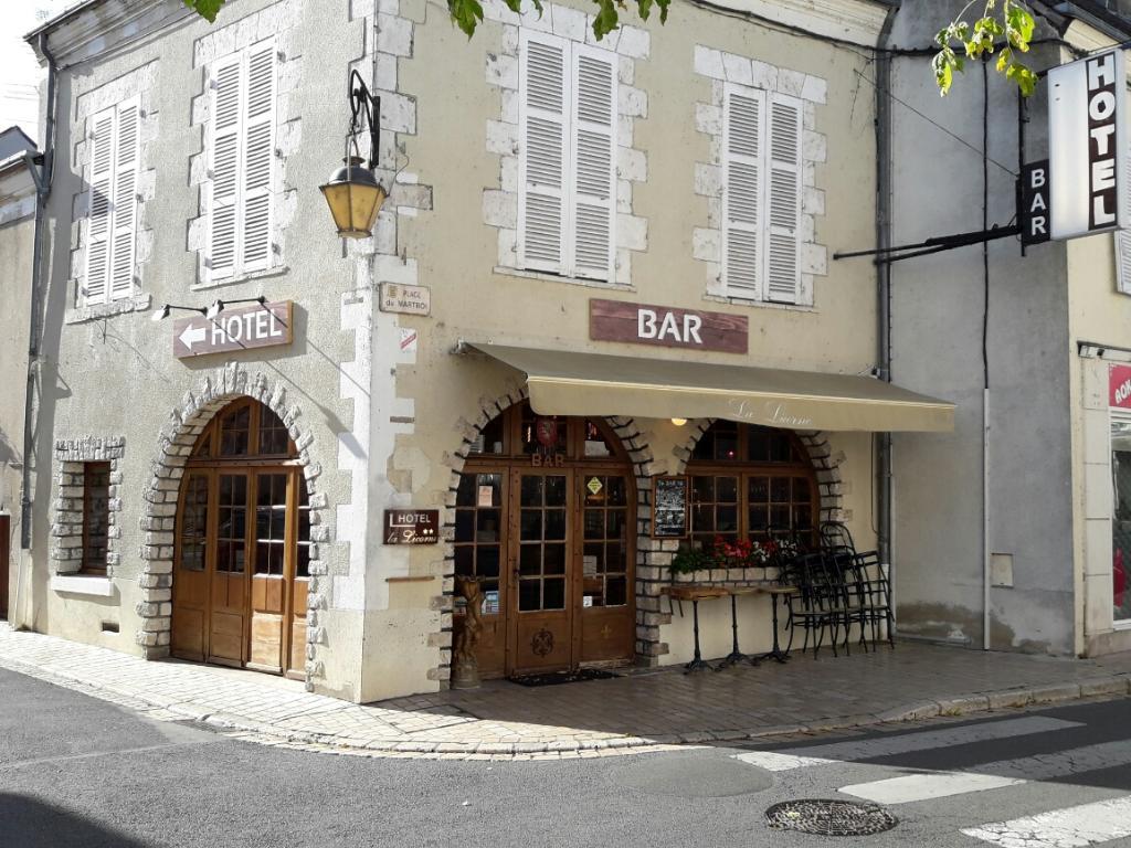 Hotel De Blois Orleans Horaires
