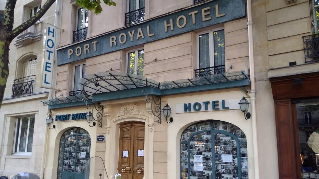 H tel port royal h tel 8 boulevard de port royal 75005 paris adresse horaire - Boulevard du port royal paris ...