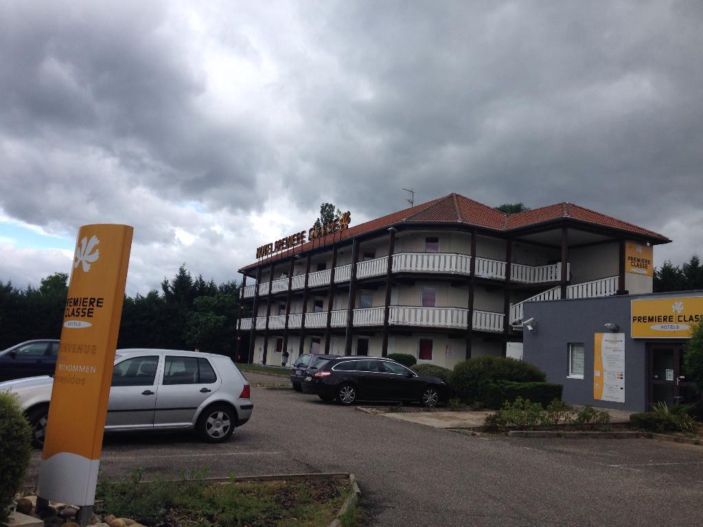 Hôtel Première Classe - Hôtel, rue Mariafeld 68125 Houssen - Adresse ... bf1c5fbe708e