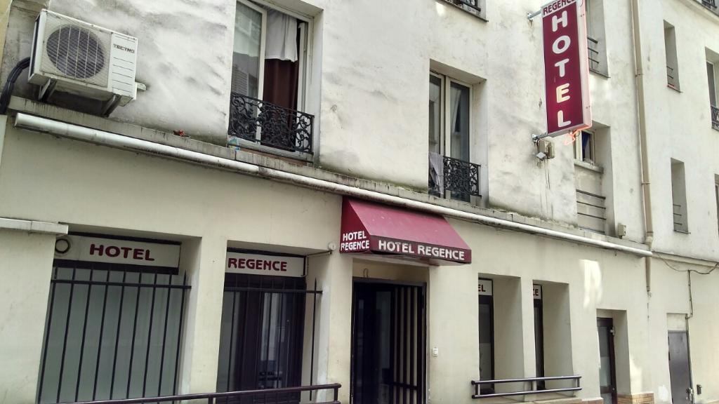 Hotel regence h tel 2 villa de guelma 75018 paris - Parking porte de clignancourt paris 18 ...