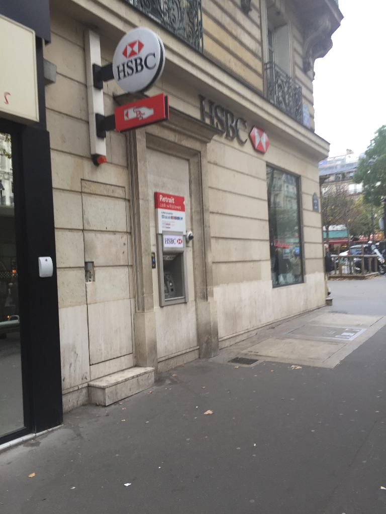 HSBC Paris Ternes, 1 pl Ternes, 75017 Paris - Banque (adresse, horaires)
