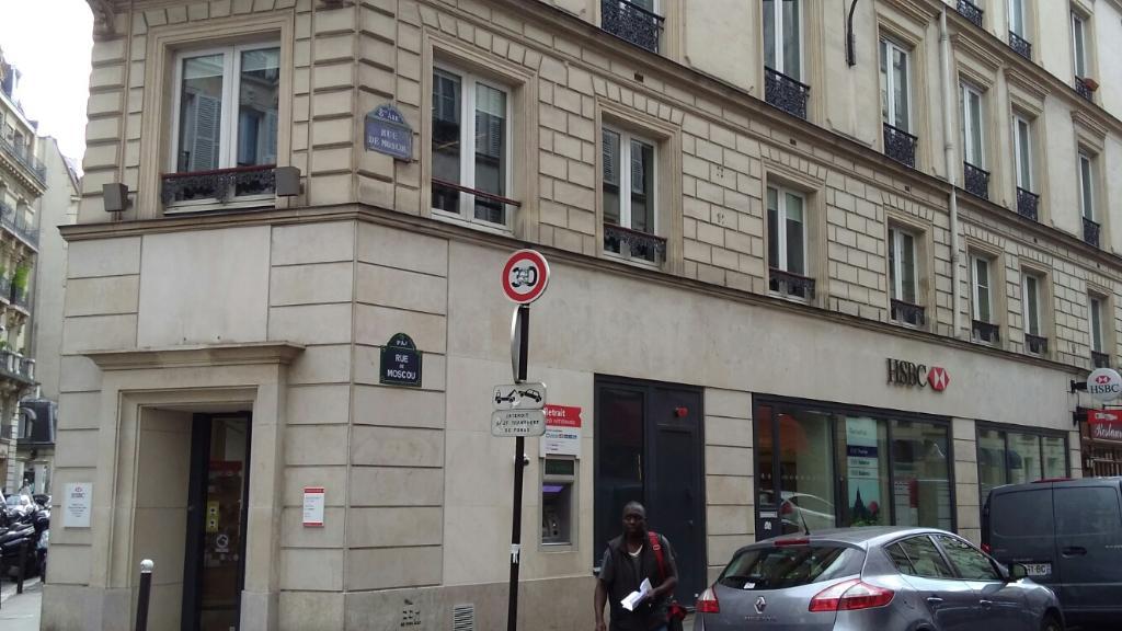HSBC Paris Liege, 20 r Liège, 75008 Paris - Banque (adresse, horaires)