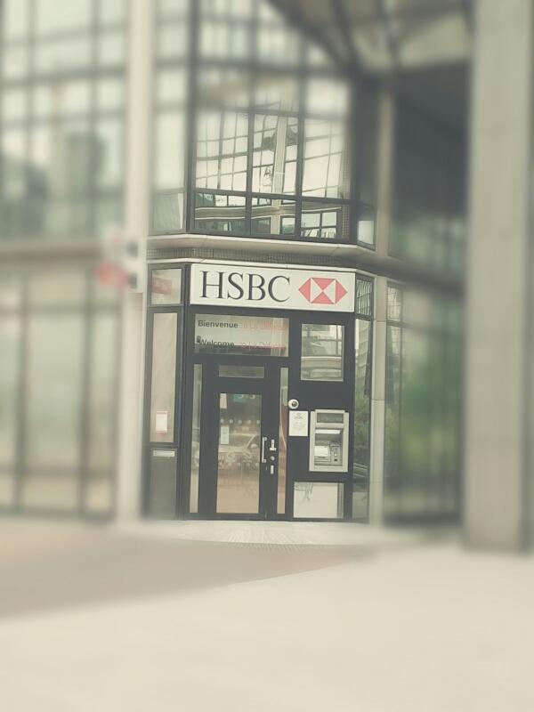 Hsbc france banque 7 place de la d fense 92400 - La defense horaire d ouverture ...