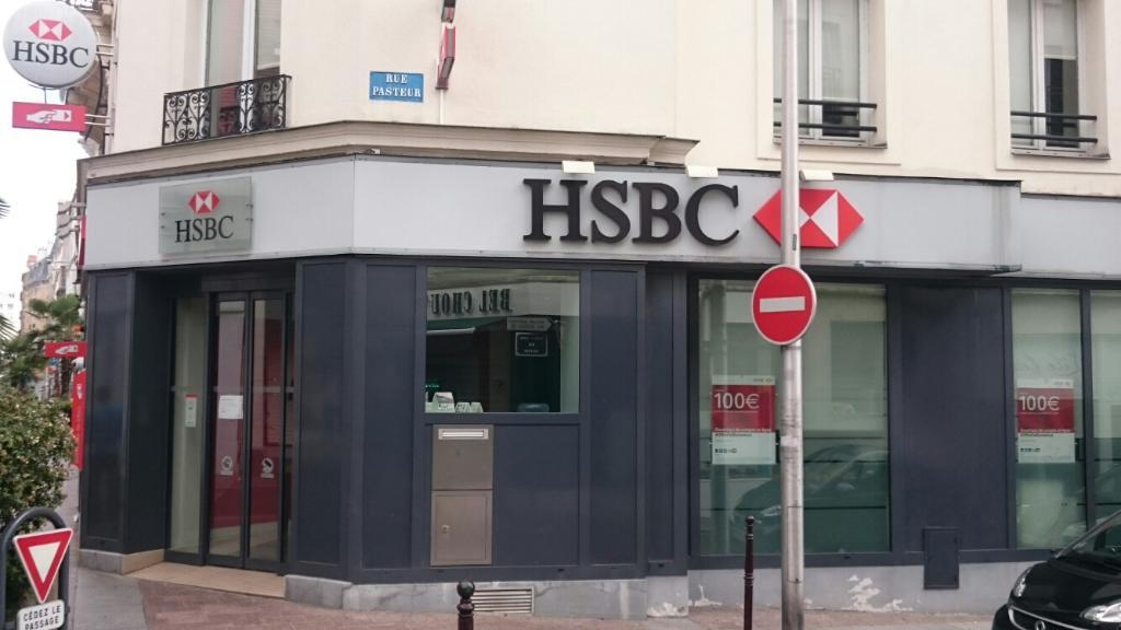 Hsbc france banque 128 grande rue charles de gaulle - Horaires piscine de nogent sur marne ...