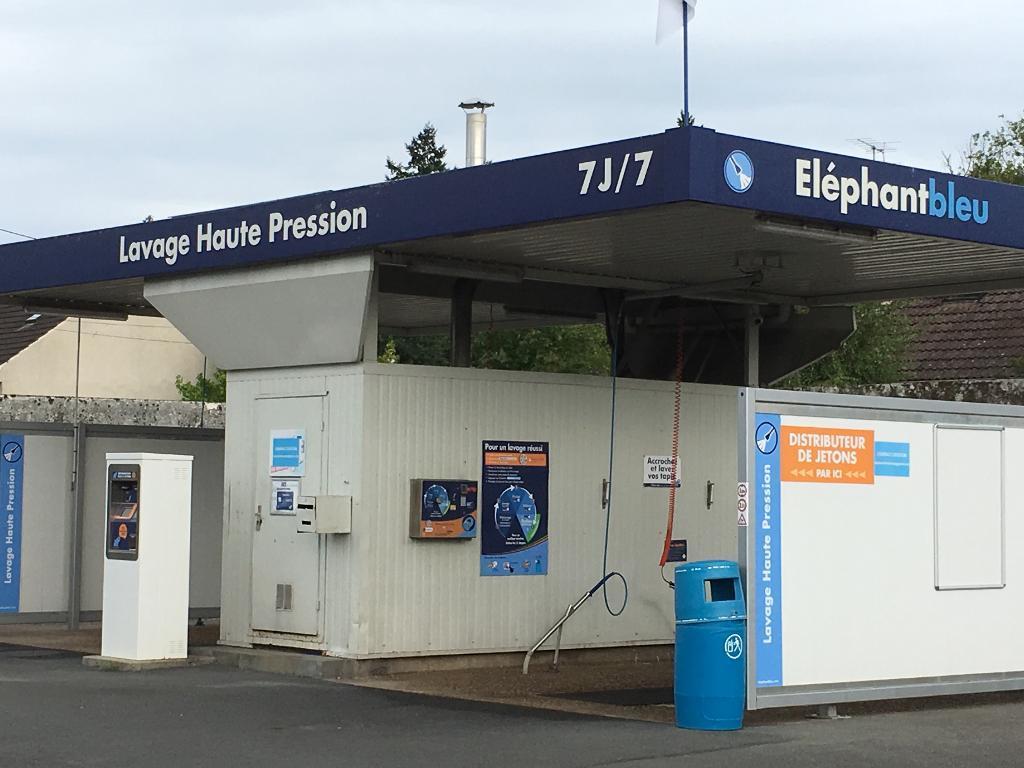 Hypromat france elephant bleu garage automobile 85 route orl ans 45110 ch teauneuf sur loire - Garage automobile orleans ...