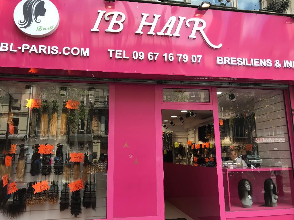 ib hair parfumerie 42 boulevard de strasbourg 75010 paris adresse horaire. Black Bedroom Furniture Sets. Home Design Ideas