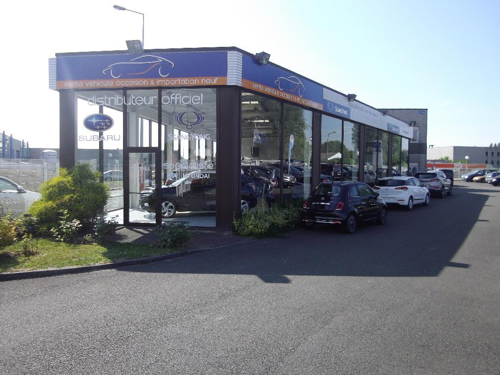 ibr concept garage automobile parc du lion 59223 roncq