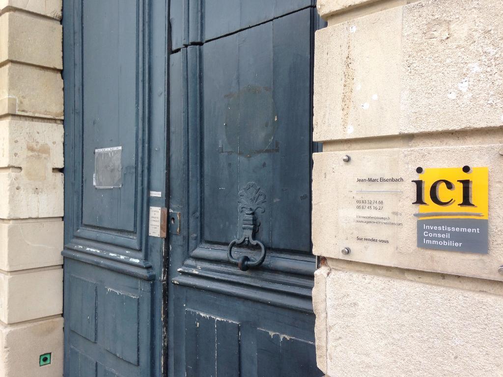 Ici agence immobili re 4 rue girardet 54000 nancy for Agence immobiliere 259 avenue de boufflers nancy