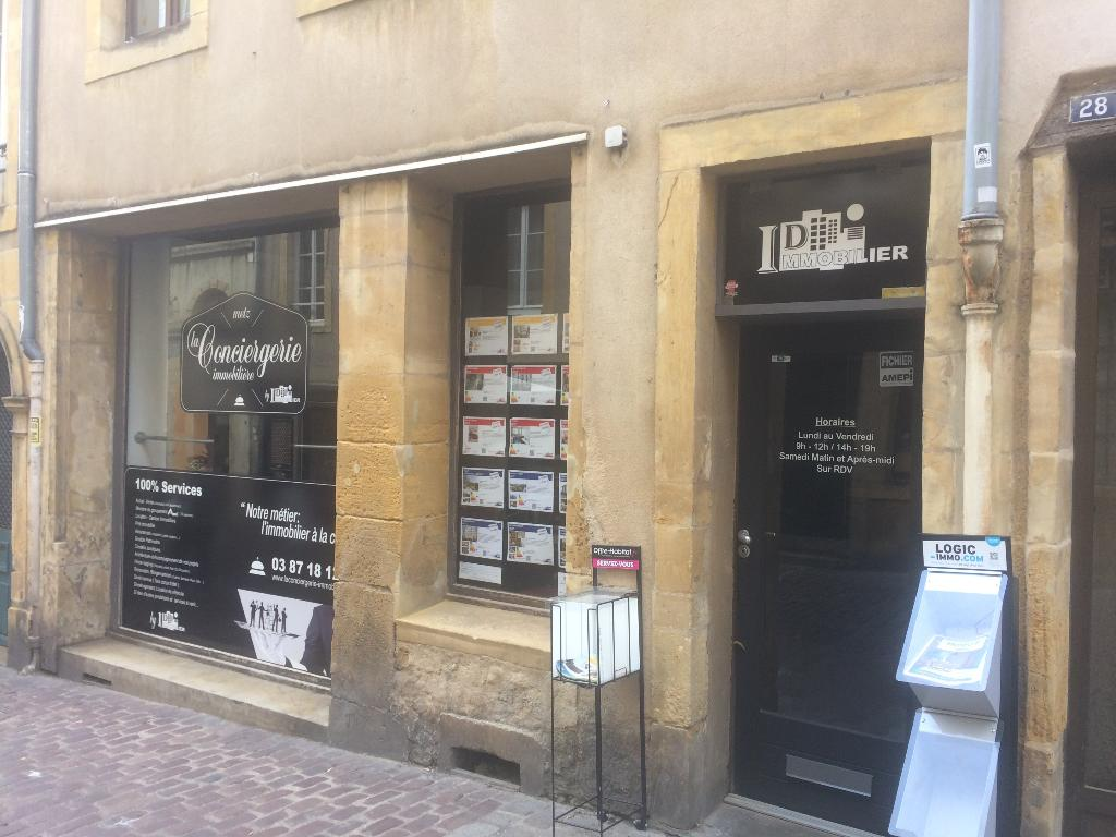 Id immobilier agence immobili re 28 rue taison 57000 for Agence immobiliere 259 avenue de boufflers nancy
