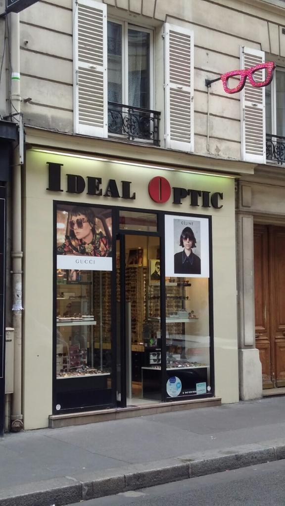 Id al optic paris for Ideal paris