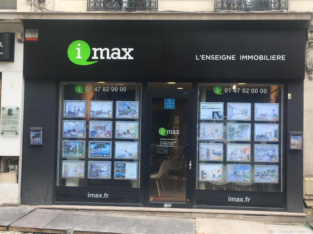 Imax agence immobili re 49 rue bourguignons 92270 bois for Agence immobiliere 47