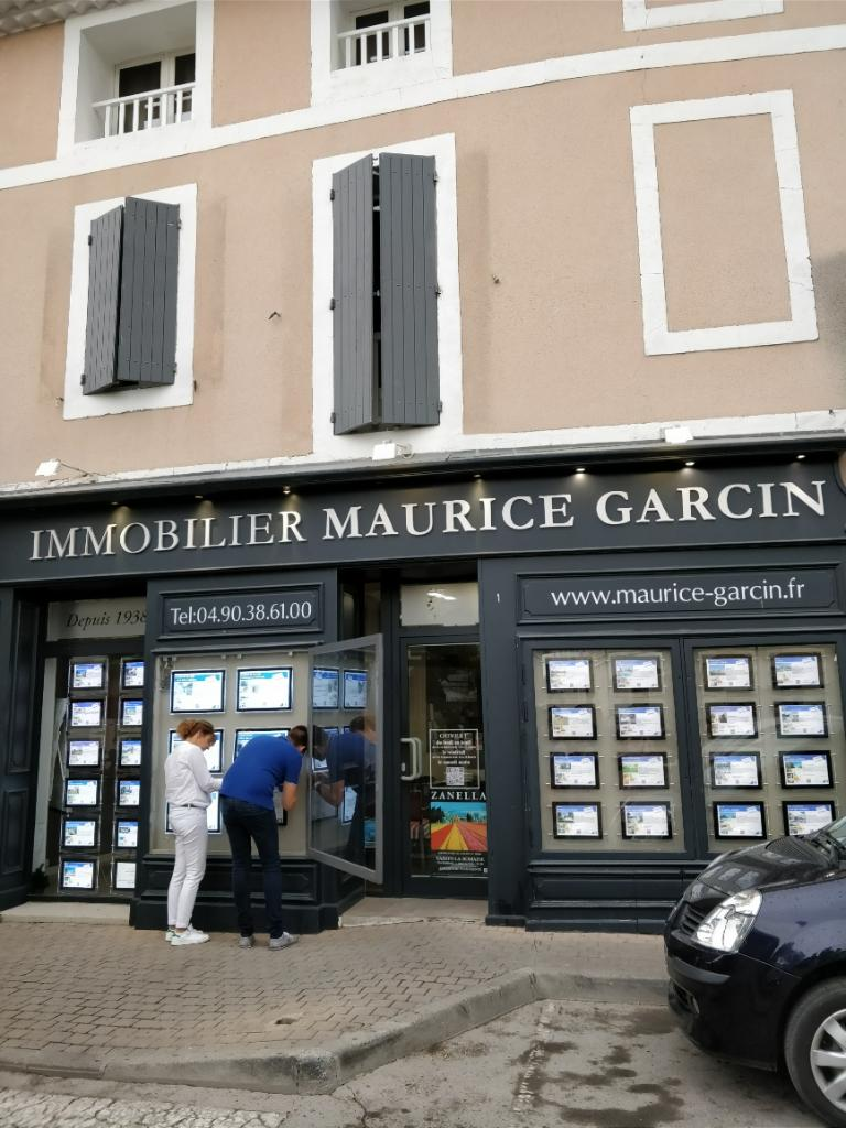 Agence maurice garcin agence immobili re 1 place emile for Agence immobiliere isle sur la sorgue