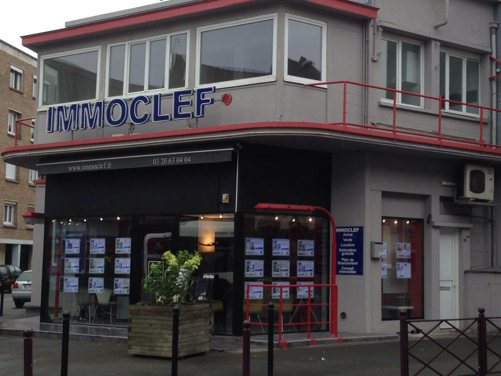 Immoclef agence immobili re 78 rue pr sident georges for Agence immobiliere 78