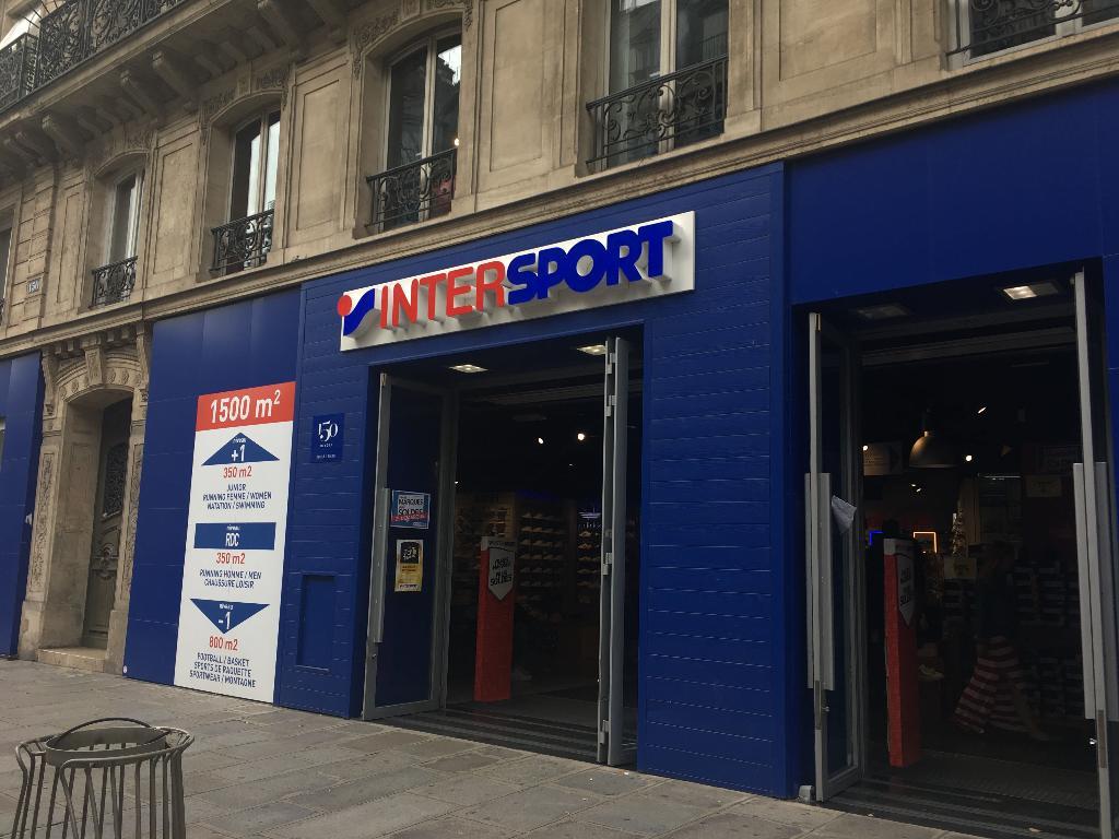 Intersport - Magasin de sport, 148 rue Rivoli 75001 Paris - Adresse ...