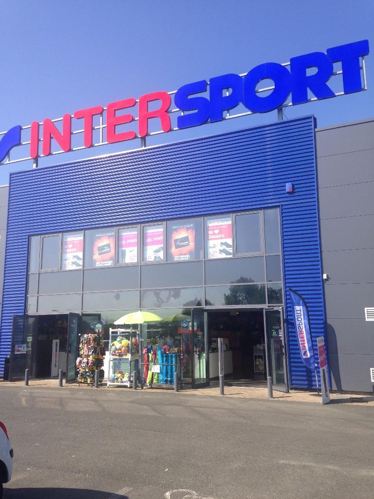cf7f94a290287a Intersport, 11 r Bellegarde, 17100 Saintes - Magasin de sport (adresse,  horaires, avis)