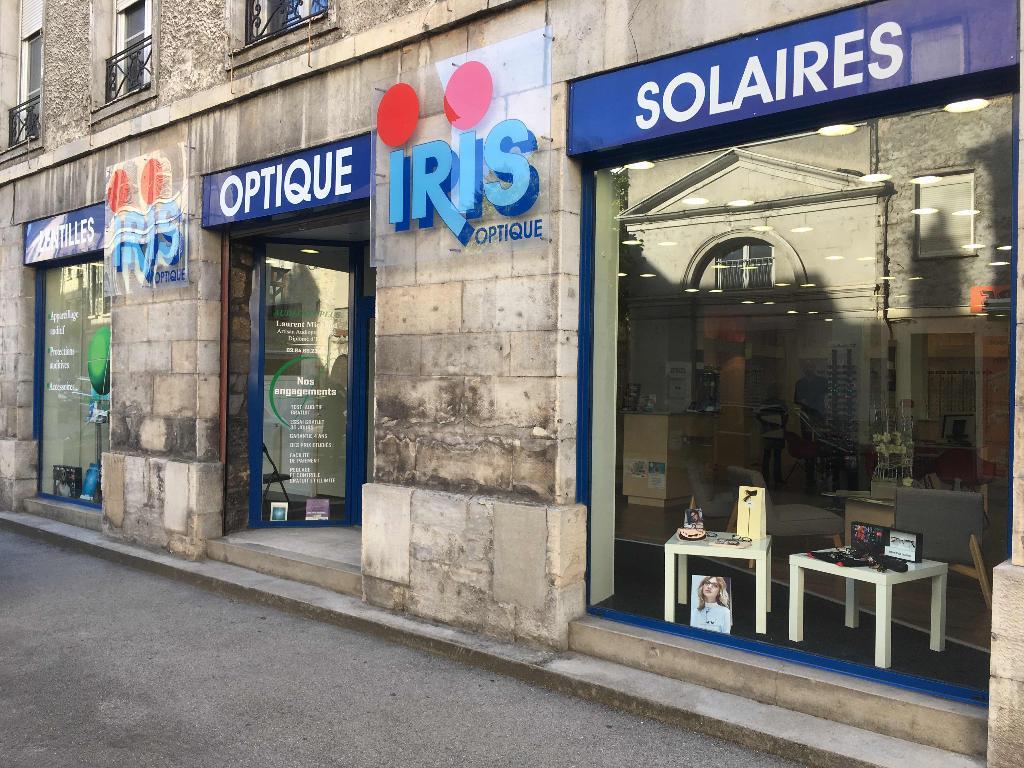 4bb02672edd7d3 Iris Optique Salins les Bains - Opticien (adresse, horaires, avis)