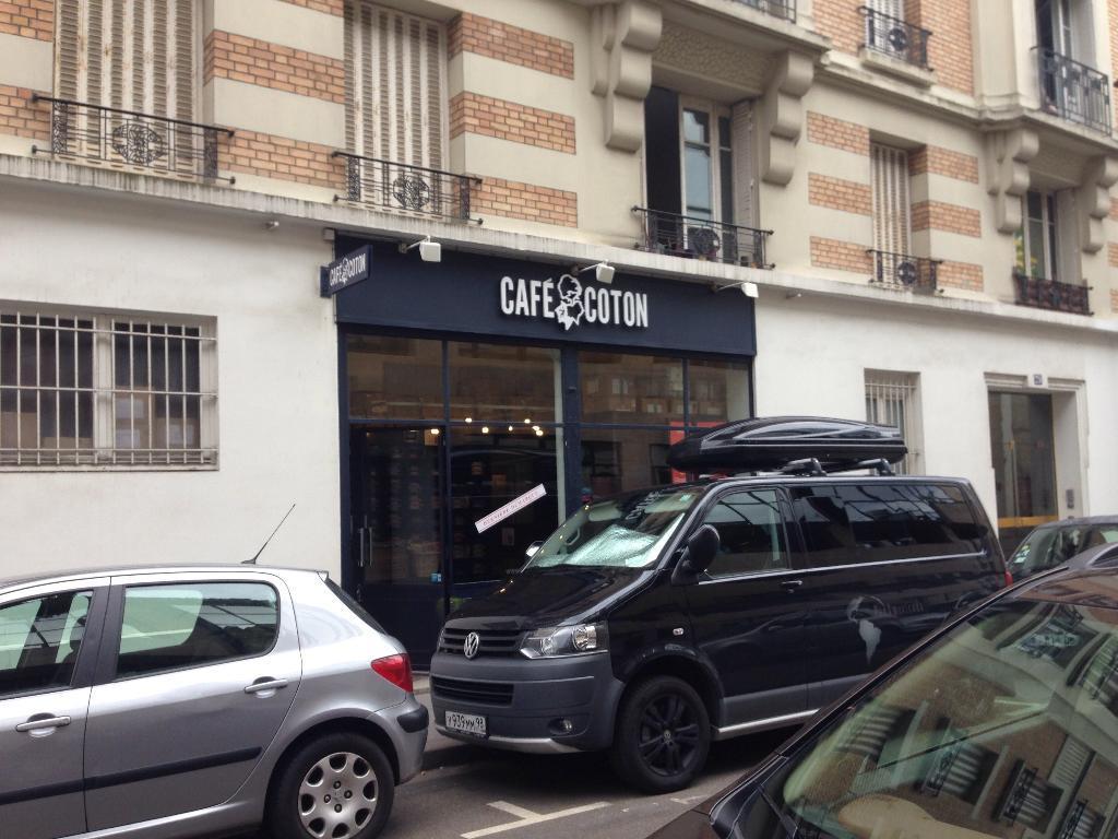 Cafe Coton Paris Horaires