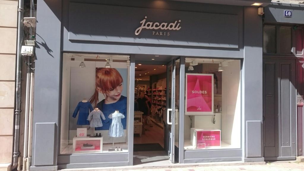 641ea473d98a9b Jacadi - Chaussures, 40 rue Saint Aubin 49000 Angers - Adresse, Horaire