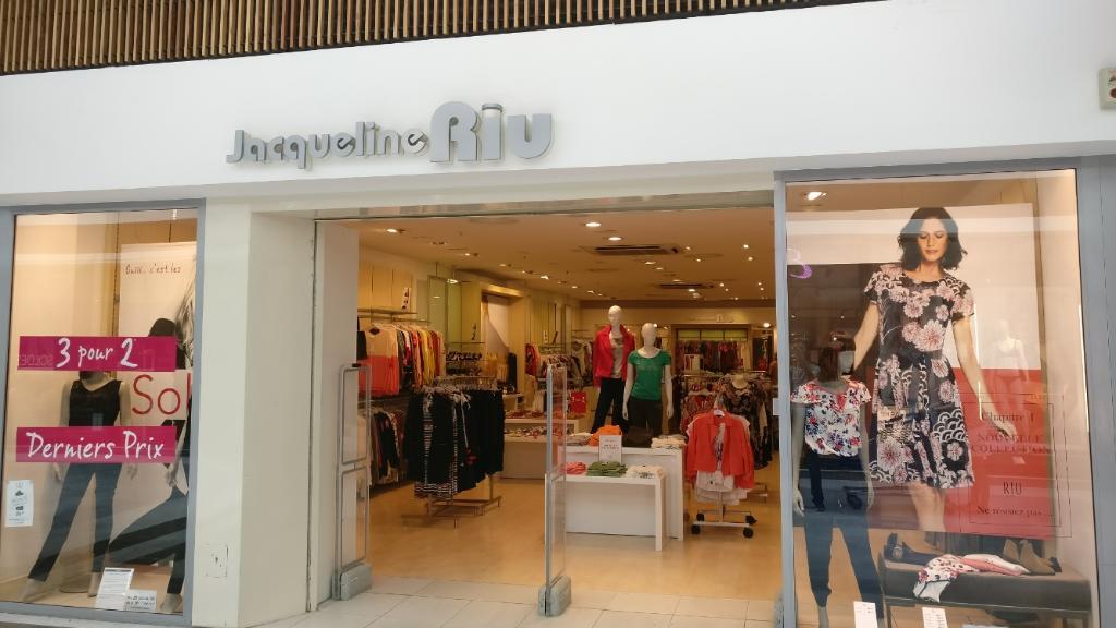 e9f02c20d539 Jacqueline Riu. Vêtements femme. centre commercial Mérignac Soleil 33700  Mérignac