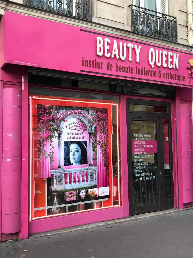 beauty queen institut de beaut 195 rue du faubourg saint denis 75010 paris adresse horaire. Black Bedroom Furniture Sets. Home Design Ideas