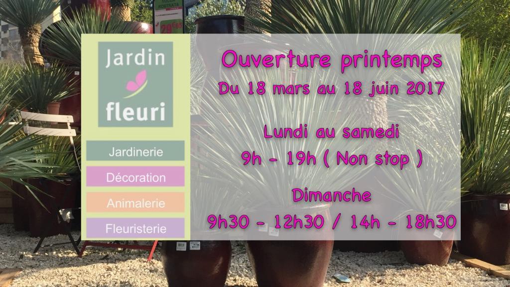 jardin fleuri - jardinerie, 140 avenue barthélémy buyer 69009 lyon
