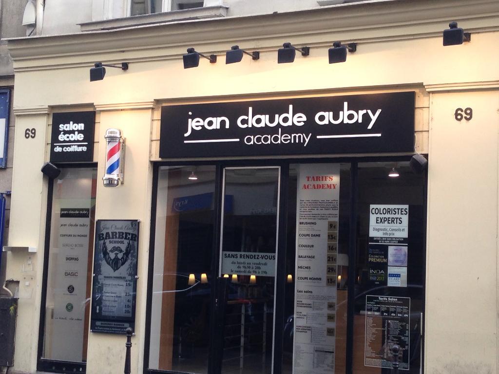 Coiffure jean claude village neuf