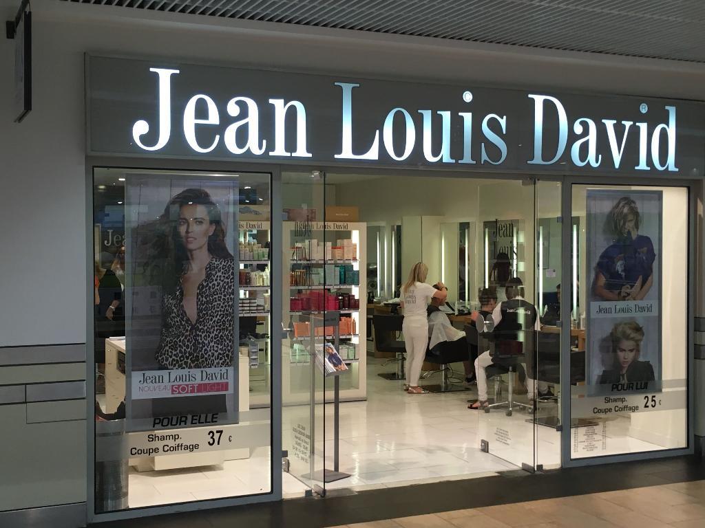 Jean Louis David R Cheneau Blond 25660 Saone Coiffeur Adresse