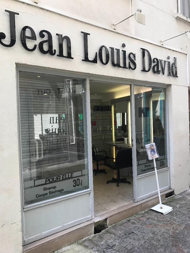 Jean Louis David Just A Cut Coiffeur 3 Rue Farine 78100 Saint