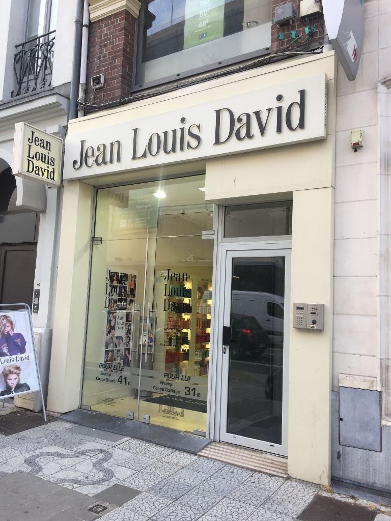 Jean Louis David - Coiffeur 42 rue Nationale 59000 Lille - Adresse Horaire