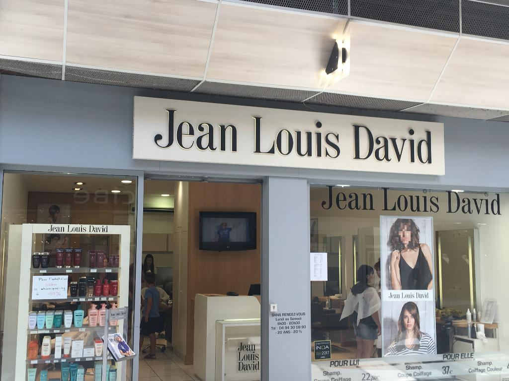 Carte Carrefour Jean Louis David.Jean Louis David Ollioules Coiffeur Adresse Avis