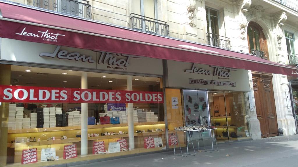 Jean ChaussuresadresseHorairesAvis Magasin Thiot De Paris 4q5jALc3R