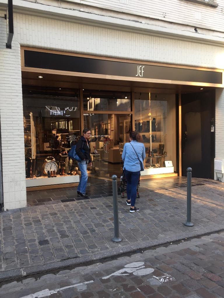 b289cf95d18d89 JEF Chaussures Lille - Magasin de chaussures (adresse, horaires)