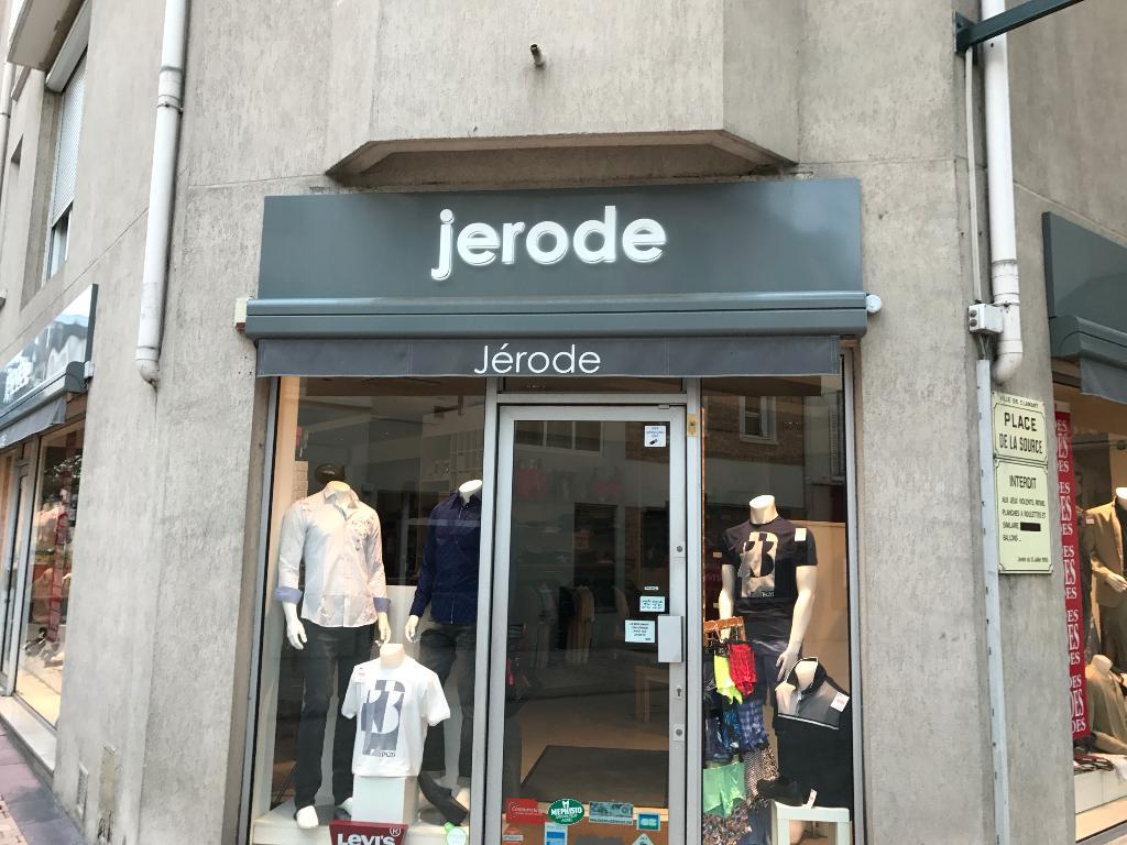 Jerode V Tements Homme 23 Avenue Jean Jaur S 92140 Clamart