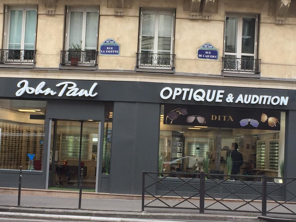 ba50739b32b33 John Paul Optique Paris - Opticien (adresse