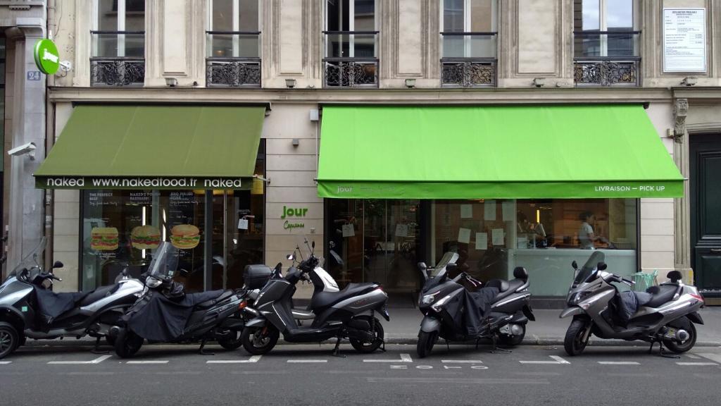 Jour & Naked - Restaurant, 22 rue Capucines 75002 Paris - Adresse ...