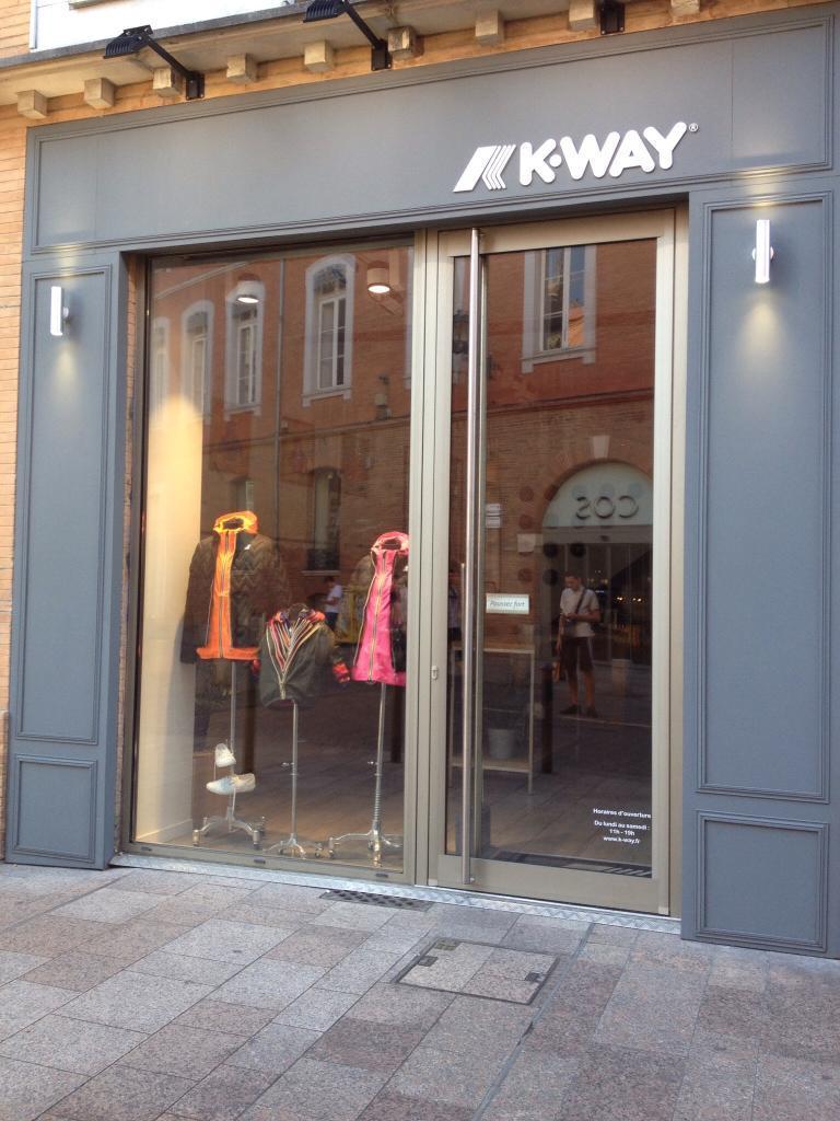 e1fc1a2462 K Way France Toulouse - Magasins de vêtement (adresse, horaires)
