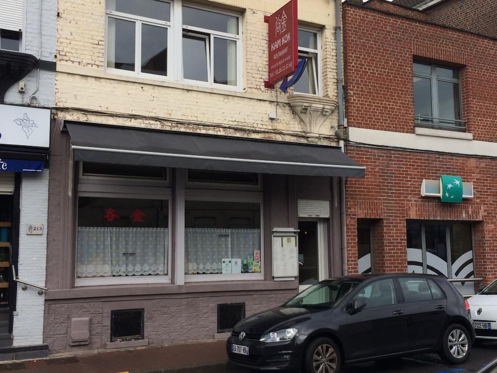 Restaurant Chinois Rue De La Rianderie Marcq