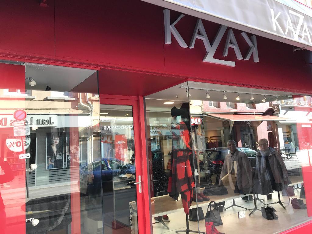0da5b4844cb46 Kazak Lyon - Magasins de vêtement (adresse, horaires)