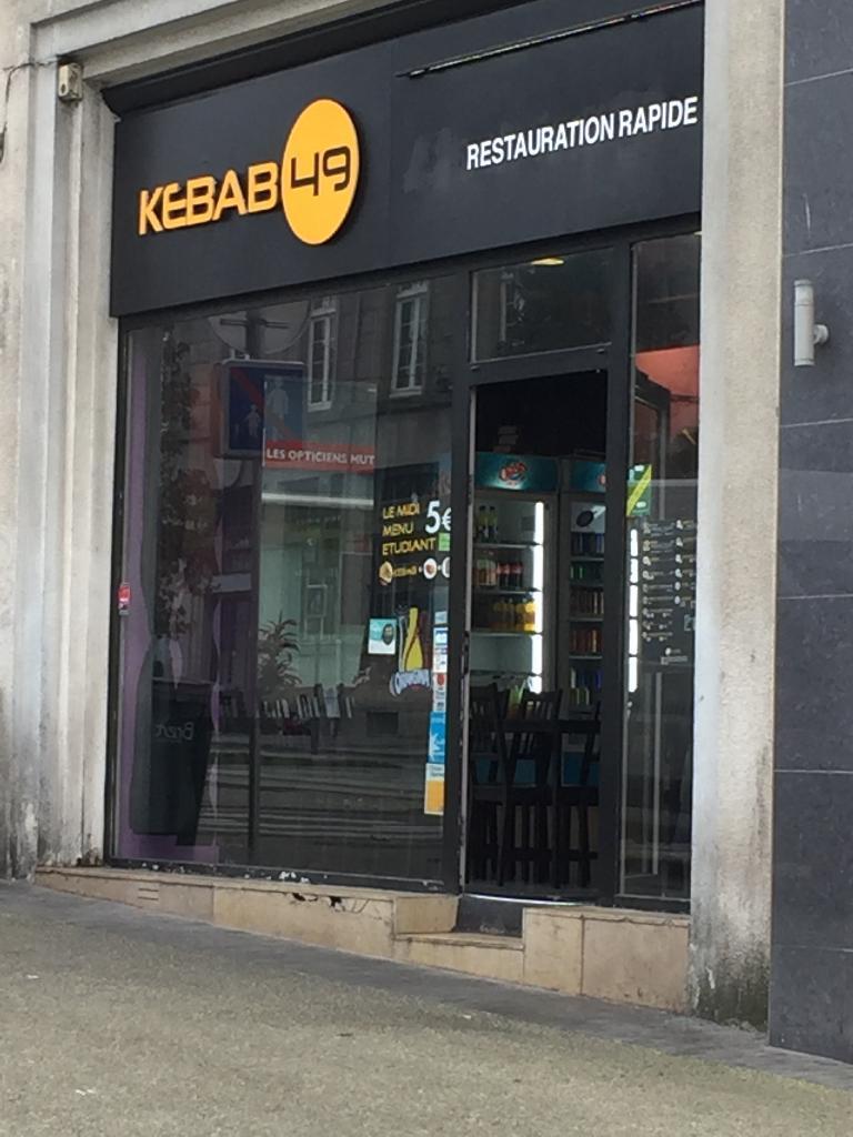 kebab 49 restaurant 95 rue du siam 29200 brest adresse horaire. Black Bedroom Furniture Sets. Home Design Ideas