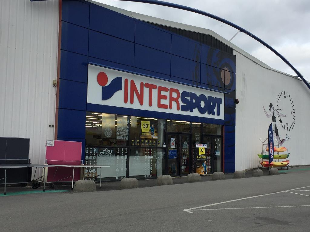 intersport brest kergaradec magasin de sport 530 rue. Black Bedroom Furniture Sets. Home Design Ideas