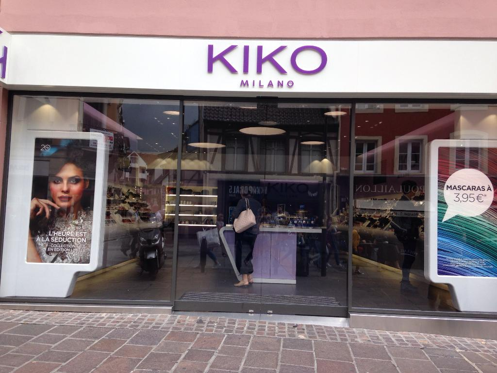 kiko make up milano magasin de cosm tiques 68 rue du sauvage 68100 mulhouse adresse horaire. Black Bedroom Furniture Sets. Home Design Ideas