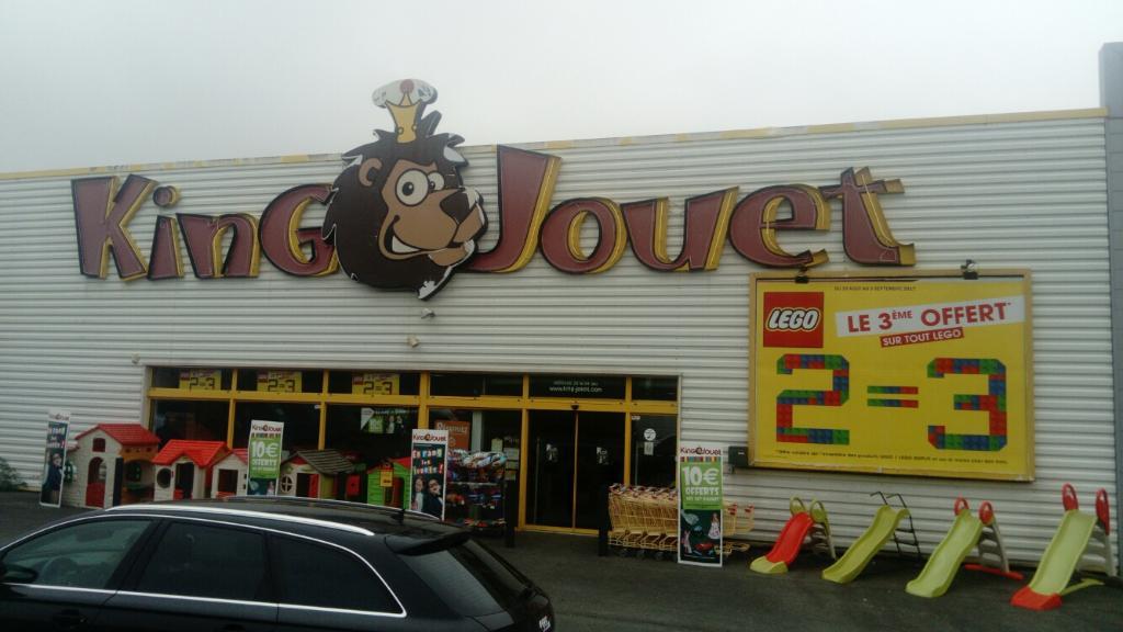 king jouet jouets et jeux 14 rue antoine de lavoisier 17200 royan adresse horaire. Black Bedroom Furniture Sets. Home Design Ideas