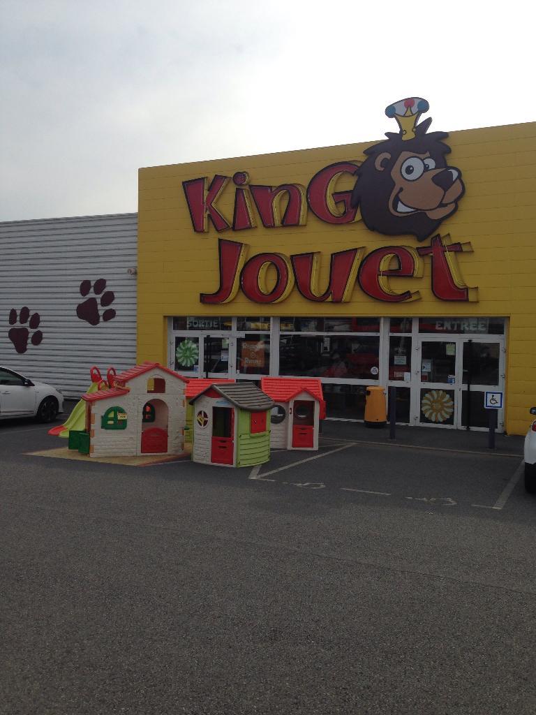 King jouet jouets et jeux 745 avenue europe 69400 - Garage thivolle villefranche sur saone ...