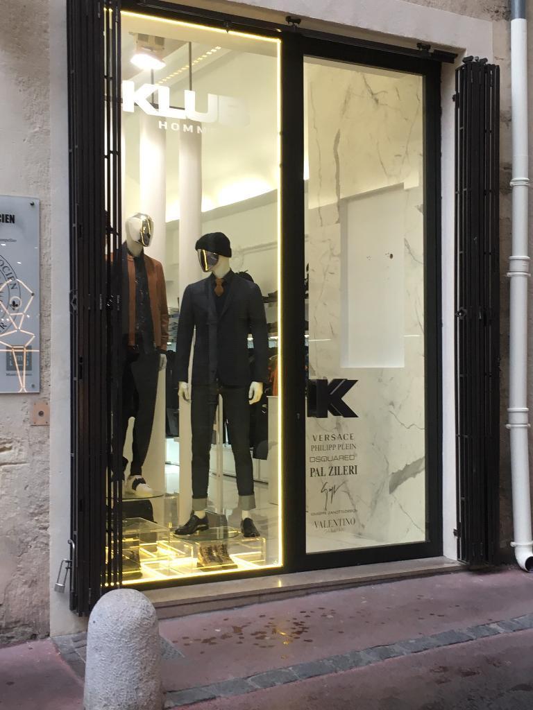 86ef86e347a8b7 Klub - Vêtements homme, 7 rue Jacques Coeur 34000 Montpellier ...