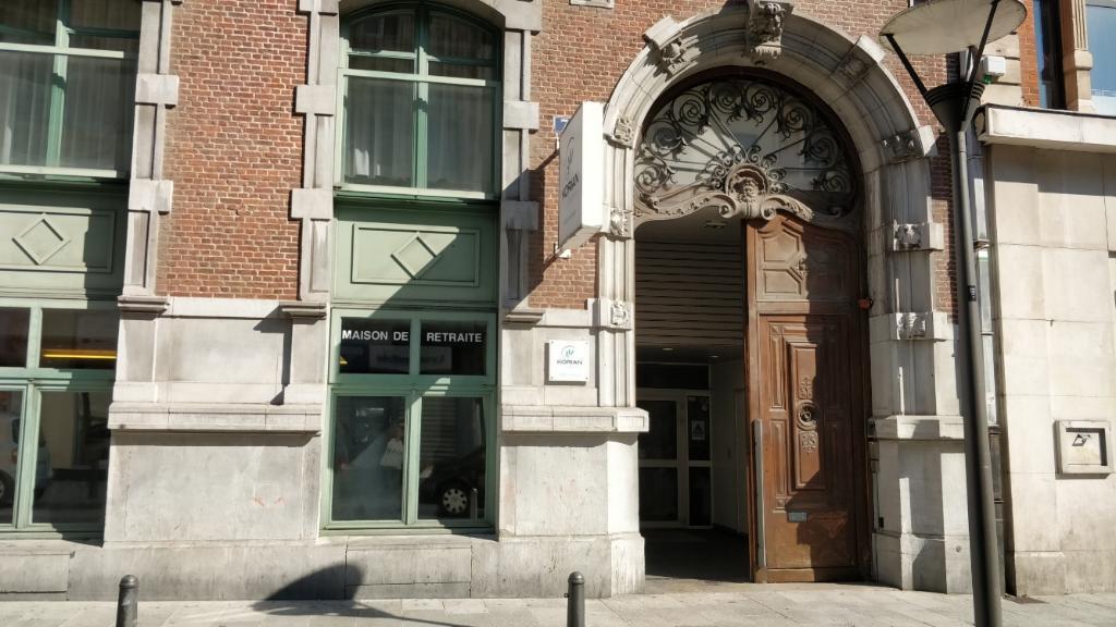 Foyer Grand Rue Roubaix : Korian l age bleu maison de retraite privée grande
